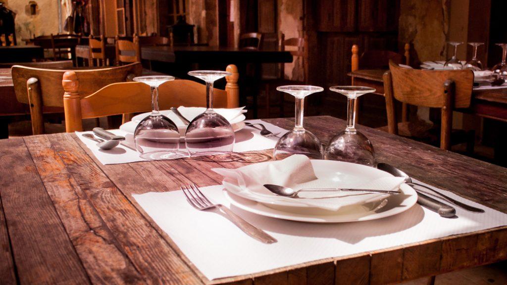 Bild Restaurant für Food Fellas Kolumne Frau Schmittke am Pass