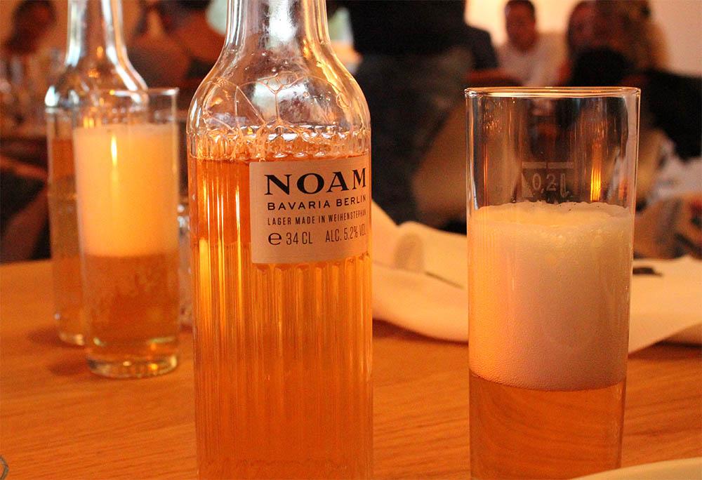 Noam Bier Food Fellas Berlin