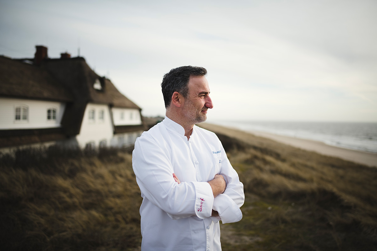 Food Fellas Interview mit Johannes King 2 Sternekoch Sölring Hof Sylt