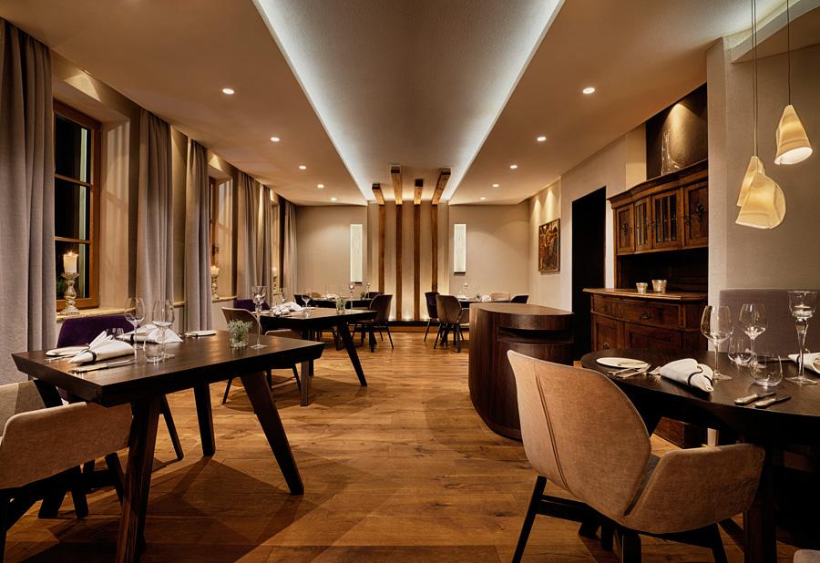 Gastraum Restaurant Ursprung, Andi Widmann Interview für Food Fellas Magazine