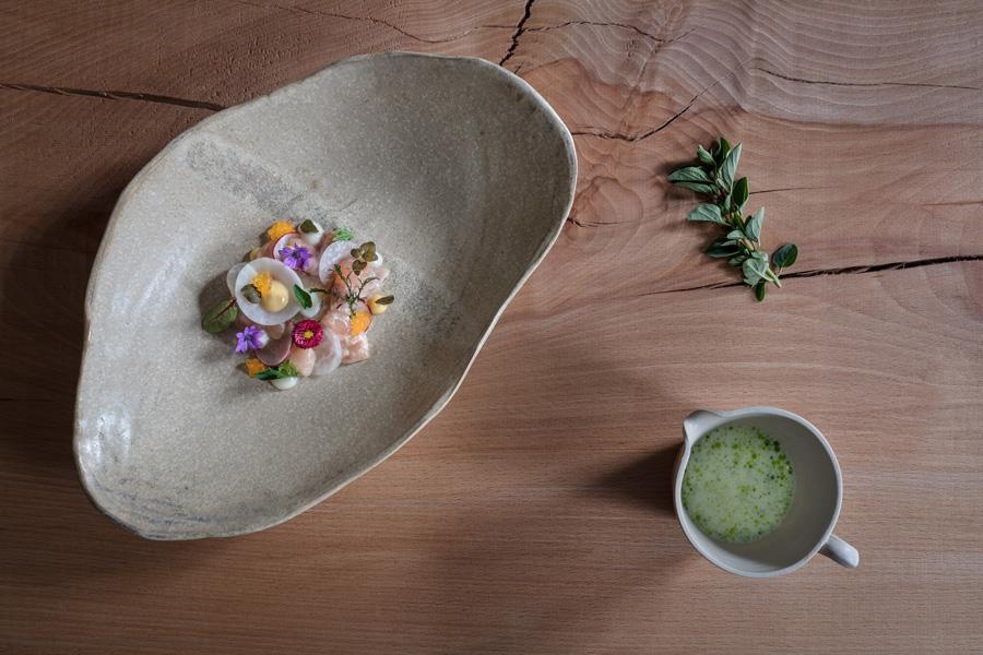 Teller Andi Widmann Saibling, Interview Food Fellas Blog