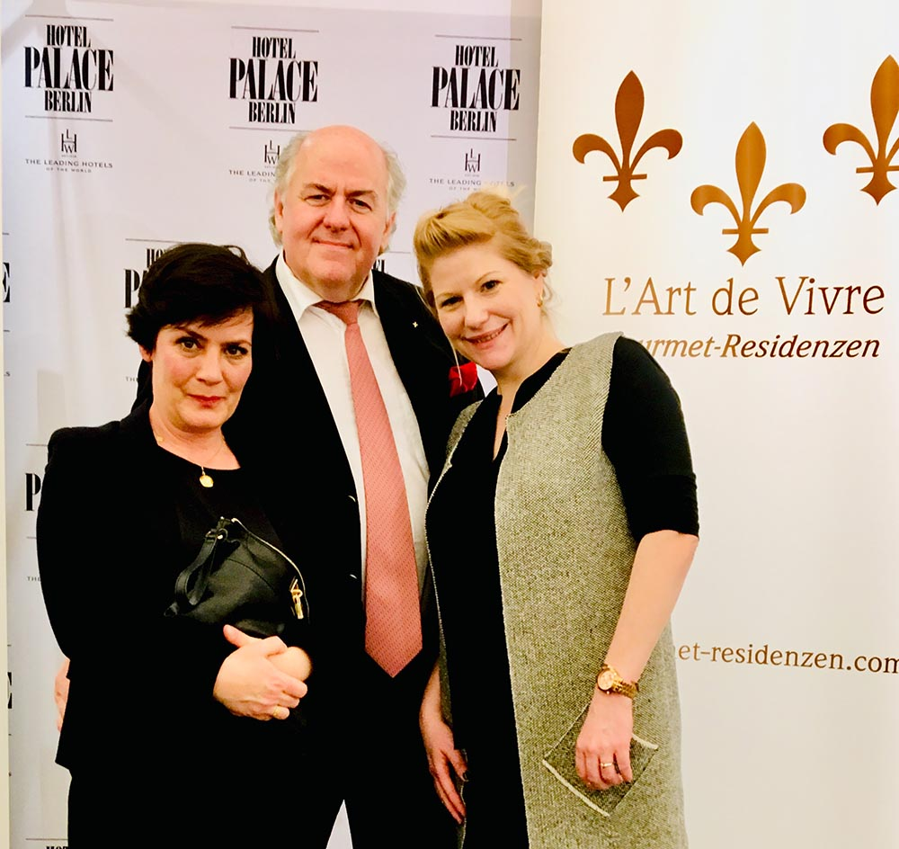 Portrait Preis große Gastlichkeit Steinheuer L'Art de Vivre Foto: Food Fellas Gastro Magazin