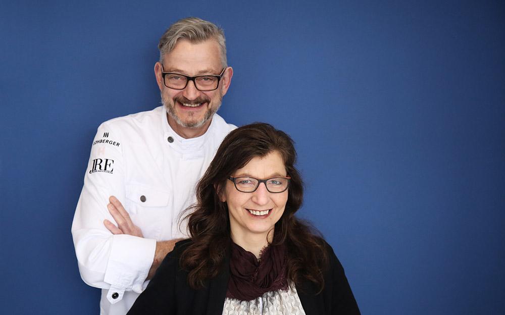 Jockl und Evelin Kaiser Portrait Food Fellas