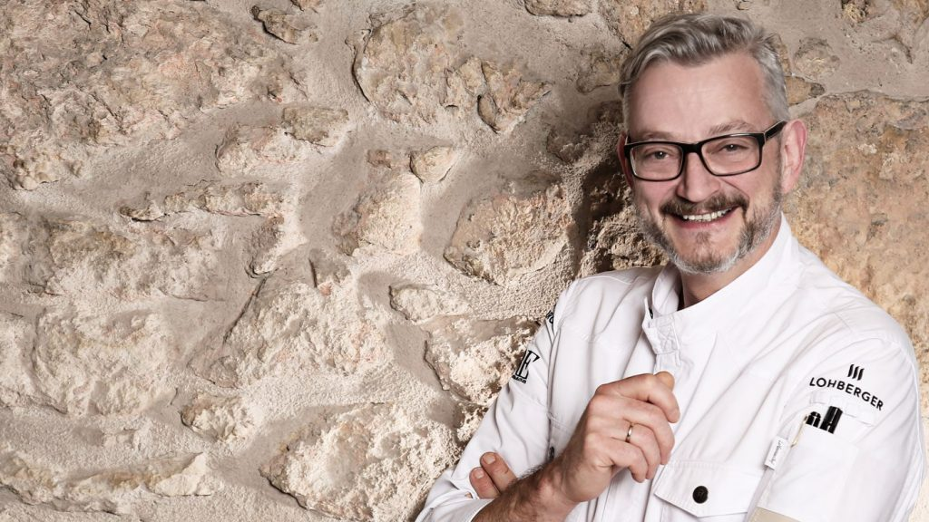 Jockl Kaiser Portrait für Food Fellas