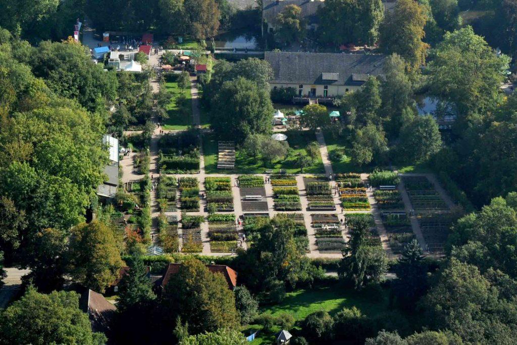 Küchengarten Ippenburger Schloss Food Fellas Sommertipps 2019