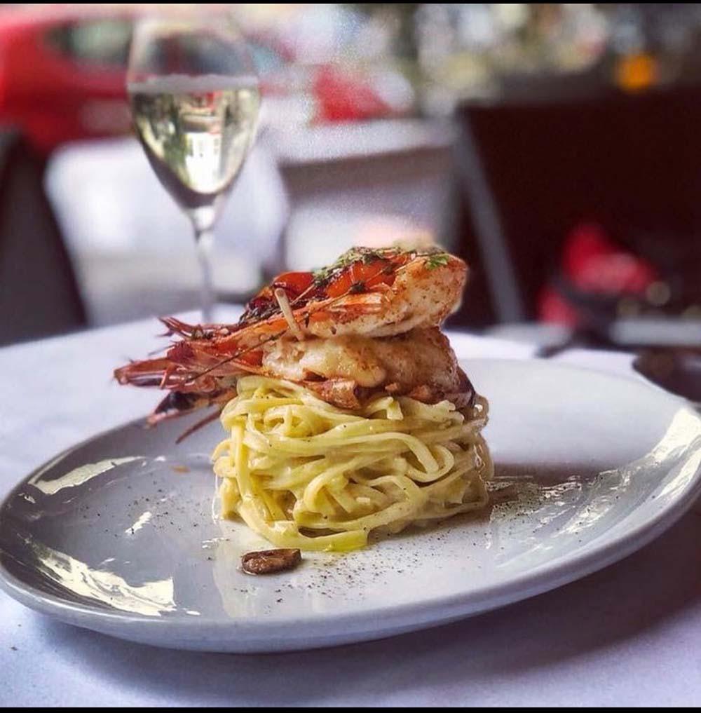 Pastagericht des Restaurant Belucci Food Fellas Berlin